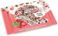 Протеиново-злаковые хлебцы Protein Rex Crispy (Морозная клюква, 55 гр)