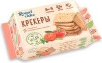 Протеиновые крекеры Royal Cake (С томатами и итальянскими травами, 84 гр)