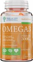Life Omega 3 (60 капс)