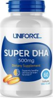 Super DHA 500 mg (60 капс)