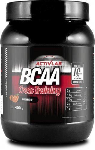 BCAA Cross Training (Грейпфрут, 400 гр)