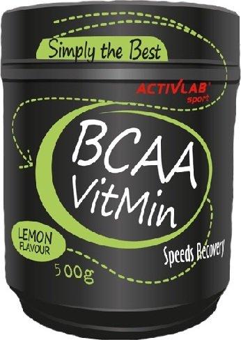 BCAA VitMin (Апельсин, 500 гр)