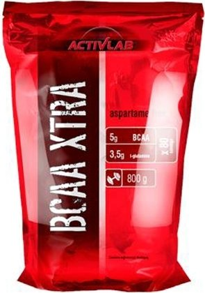BCAA Xtra (Вишня, 800 гр)