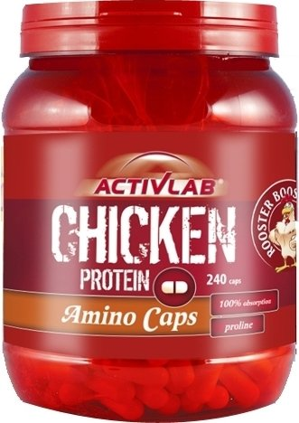 Chicken Protein Amino Caps (240 капс)