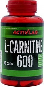 L-Carnitine 600 (60 капс)