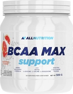 BCAA Max Support (Лимон, 250 гр)