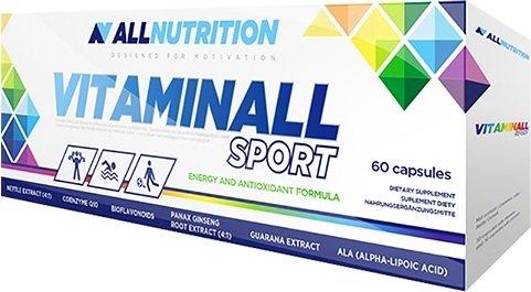 Vitaminall SPORT (60 капс)