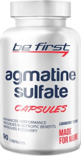Agmatine Sulfate Capsules (90 капс)