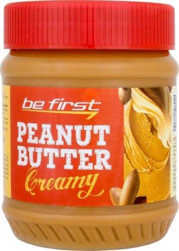 Арахисовая паста Be First Creamy (340 гр)