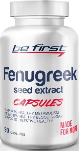 Fenugreek Seed Extract Capsules (90 капсул)