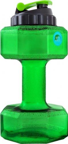 Бутылка-гантеля для воды SN6010 (Хаки, 2200 мл)