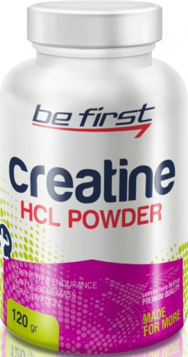 Creatine HCL Powder (Без вкуса, 120 гр)