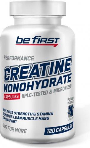 Creatine Monohydrate (120 капс)