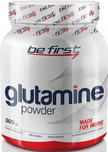 Glutamine Powder (Малина, 300 гр)