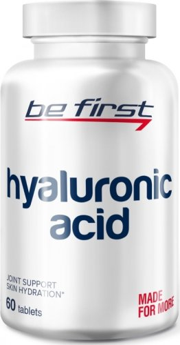 Hyaluronic Acid (60 капс)