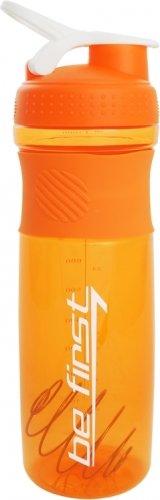 Шейкер Be First TS501 (Оранжевый, 1000 мл)