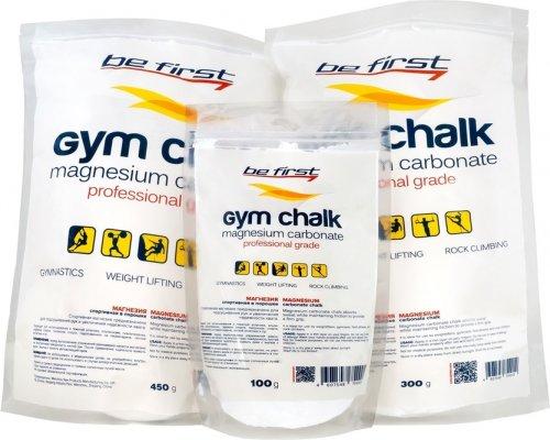Спортивная магнезия в пакете Be First (100 гр)