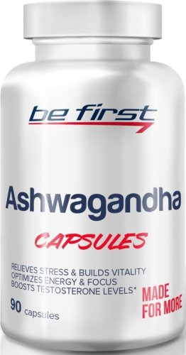 Ashwagandha Capsules (90 капсул)