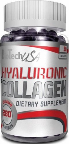 Hyaluronic Collagen (30 капс)