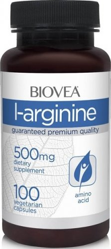L-Arginine 500 mg (100 капс)