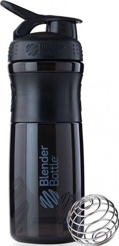 Шейкер SportMixer (Черный, 828 мл)