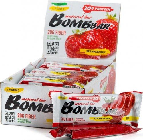 Bombbar (Клубника, 60 гр)