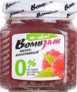 Джем Bombjam (Малина, 250 гр)