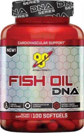 DNA Fish Oil  (100 капс)