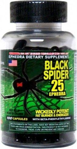 Black Spider (100 капс)