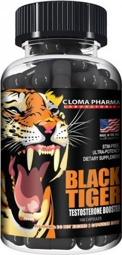 Black Tiger (100 капс)