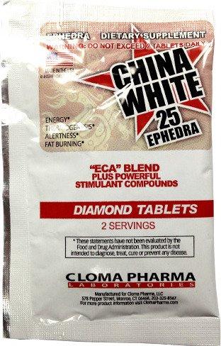 China White 1 serv (2 таб)
