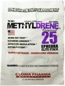 Methyldrene Elite 1 serv (2 капс)