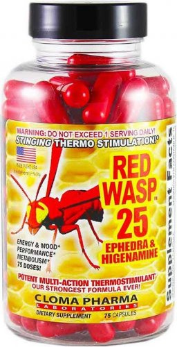 Red Wasp (75 капс)