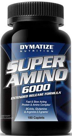 Super Amino 6000 (180 капс)