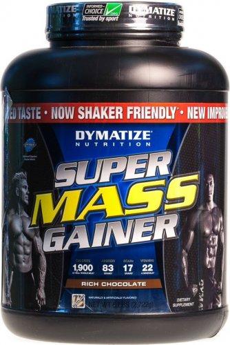 Super Mass Gainer (Клубника, 2720 гр)