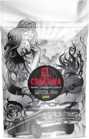 El Creatina (Пина колада, 250 гр)