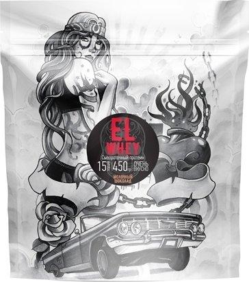 El Whey (Клубника, 450 гр)