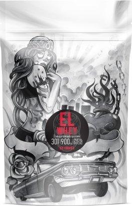 El Whey (Клубника, 900 гр)