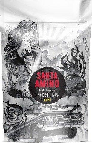 Santa Amino (Пина колада, 250 гр)