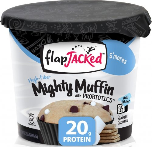 Mighty Muffins (Яблоко-корица, 55 гр)