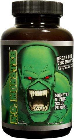 N.O. Monster (120 капс)