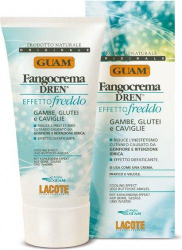 Guam Dren крем антицеллюлитный с дренажным эффектом 200 мл