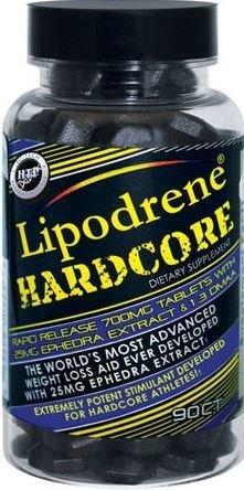 Lipodrene Hardcore (90 капс)