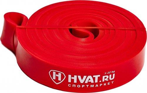 Красная резиновая петля HVAT 5-22 кг