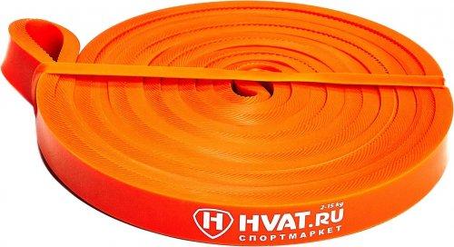 Оранжевая резиновая петля HVAT 2-15 кг