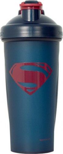 Шейкер Irontrue Justice League Superman (Сине-красный, 700 мл)