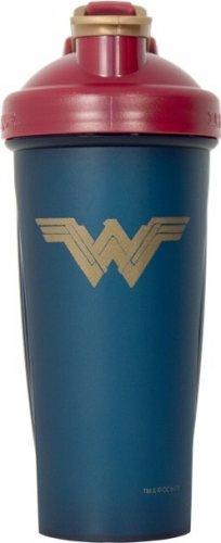Шейкер Irontrue Justice League Wonder Woman (Сине-красно-золотой, 700 мл)