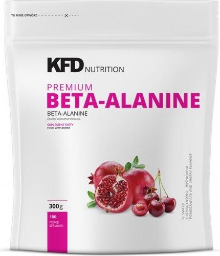Premium Beta-Alanine (Апельсин-лимон, 300 гр)