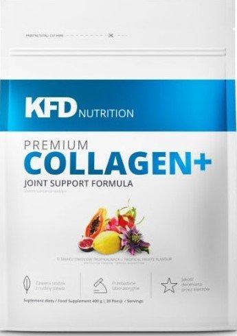 Premium Collagen + (Апельсин-лимон, 400 гр)