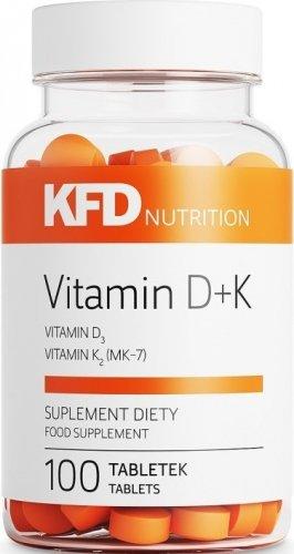Vitamin D3+K2 (200 капс)